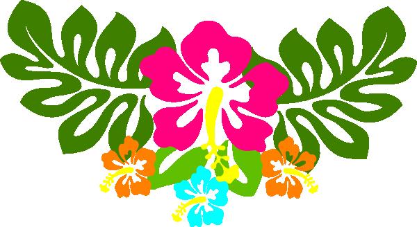 multi hibiscus arc clip art at clker com vector clip art online rh clker com May Flowers Clip Art May Flowers Clip Art