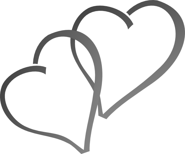 hearts clip art at clker com vector clip art online royalty free
