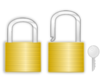 Locks With Key Clip Art