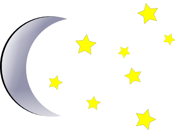 moon and stars clip art at clker com vector clip art moon and stars clip art border moon and stars clip art free