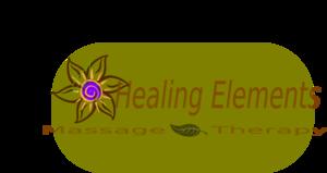 Healing Elements Real Logo Clip Art.
