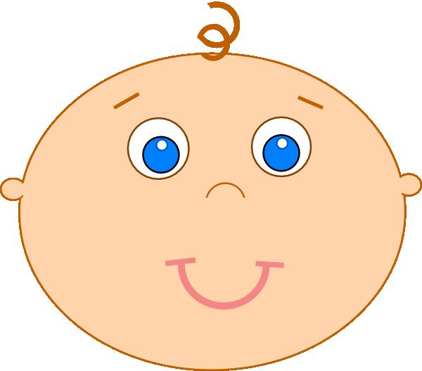 Happy Baby Clip Art at Clker.com - vector clip art online ...