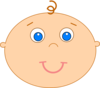 Happy Baby Clip Art