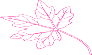 Larger Leaf Clip Art