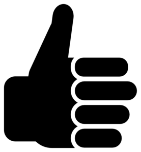 Thumbs Up 2 Clip Art