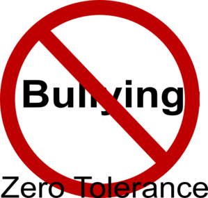 No Bullying Clip Art