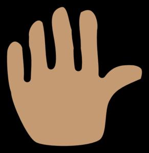 Hand Wave Clip Art at Clker.com - vector clip art online ...