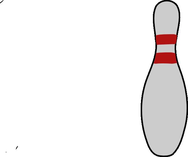 Bowling pin clipart