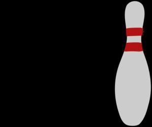 Bowling Pin 3 Clip Art At Clker Com Vector Clip Art Online