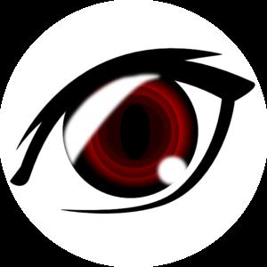 Vampire Anime Eye Clip Art