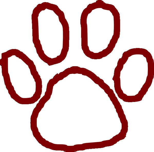 Bear Paw Clip Art at Clker.com - vector clip art online ...