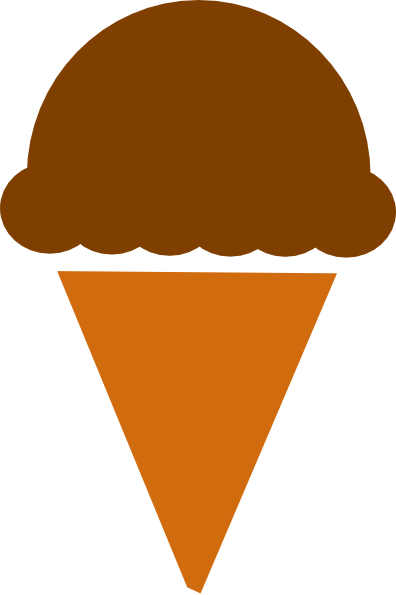 Animated Ice Cream Scoop Ice cream silhouette clip art