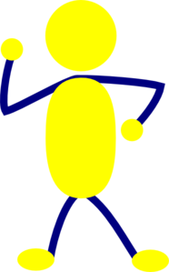 Sun Person 2 Clip Art