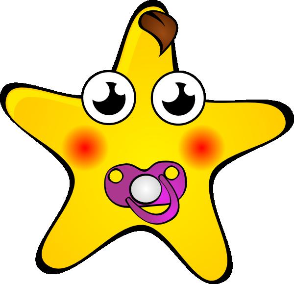 Funny Star Clip Art at Clker.com - vector clip art online ...