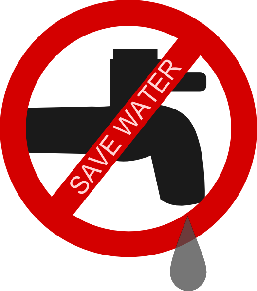 Save Water Clipart Free 2