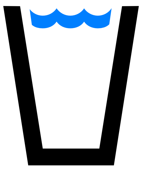 Water Glass Clip Art at Clker.com - vector clip art online, royalty ...