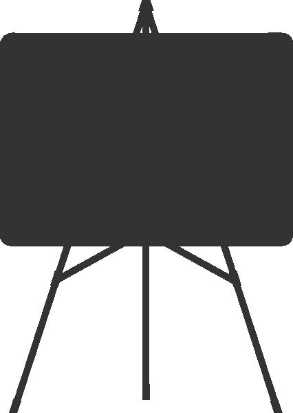 White Board Silhouette Clip Art at Clker.com - vector clip ...