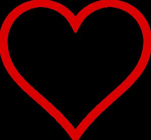 Red Love Clip Art at Clker.com - vector clip art online ...
