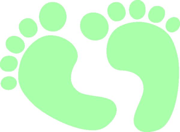 baby feet clip art at clker com vector clip art online baby feet clip art images baby foot clip art