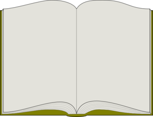 open book clip art at clker com vector clip art online royalty