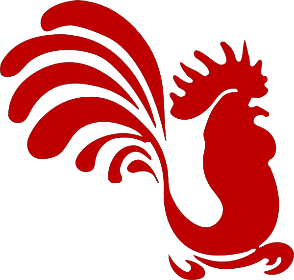 rooster clip art images - photo #12