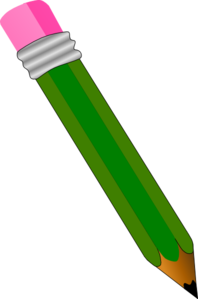 Collab Pencil Clip Art