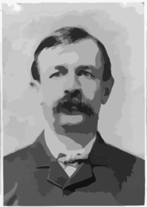 Edward Bellamy, 1850-1898 Clip Art