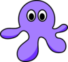Cartoon Octopus Clip Art