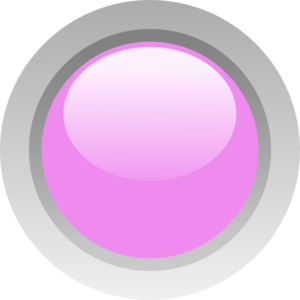 Light Pink 2 Led Circle Clip Art