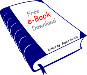 Ebook Clip Art