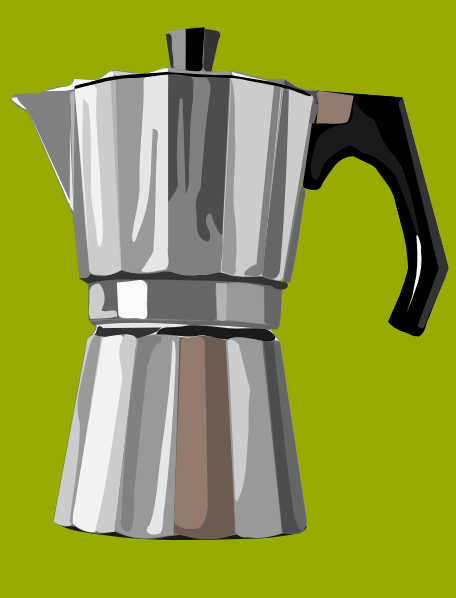 Clip Art Coffee Maker ~ Coffee pot clipart imgkid the image kid has it