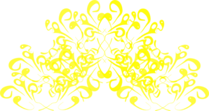 Yellow Crown Clip Art