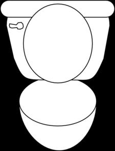 Toilet Clip Art At Clker