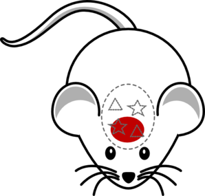 Mouse Gaba Cell Clip Art