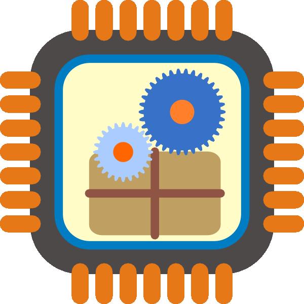 packet processor clip art at clker com