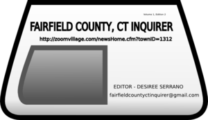Fairfield County Ct Inquirer Newspaper Clip Art