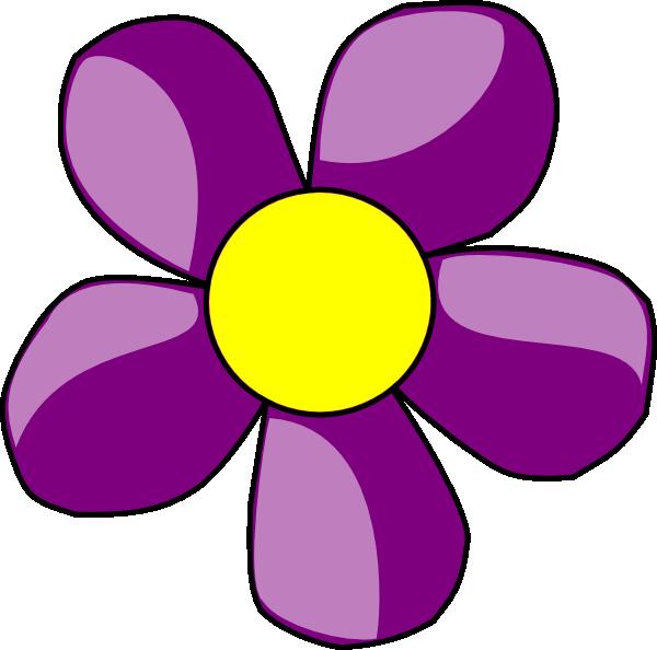 purple daisy clip art at clker com vector clip art online royalty rh clker com daily clipart daisy clip art black and white