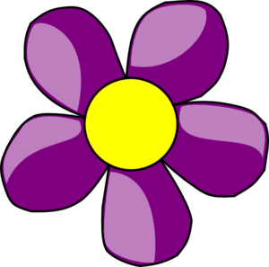 purple daisy clip art at clker com vector clip art online royalty rh clker com clip art daisy flowers clip art daisies free