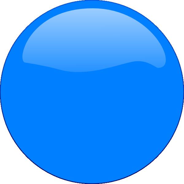 blue circle clip art - photo #27