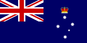 Flag Of Victoria Australia 2 Clip Art