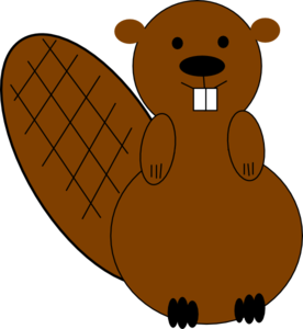 beaver clip art at clker com vector clip art online royalty free rh clker com beaver clip art pictures free beaver clip art black and white