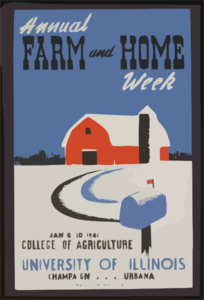 Annual Farm And Home Week Clip Art