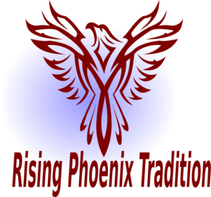 Rising Phoenix Tradition 2 Clip Art