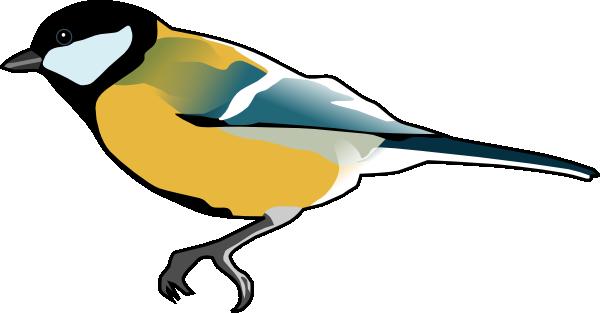 yellow bird clip art at clker com vector clip art online royalty rh clker com