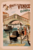 Imre Kiralfy S Great Realistic Representation Of Venice Of To-day At Olympia Clip Art