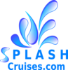 Sc Large Blue Water Splashing Clip Art