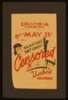 Columbia Theatre [presents] Hilarious 3 Act Comedy  Censored  By Conrad Seiler It Shocked Hollywood. Clip Art