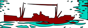 Cartoon Ship Clip Art