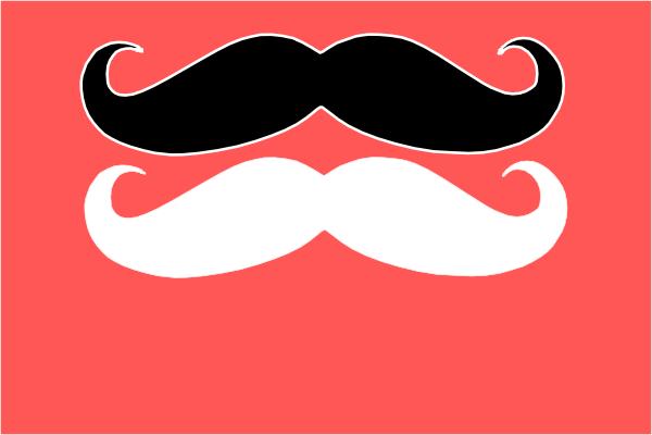 Mustache Clip Art Printables