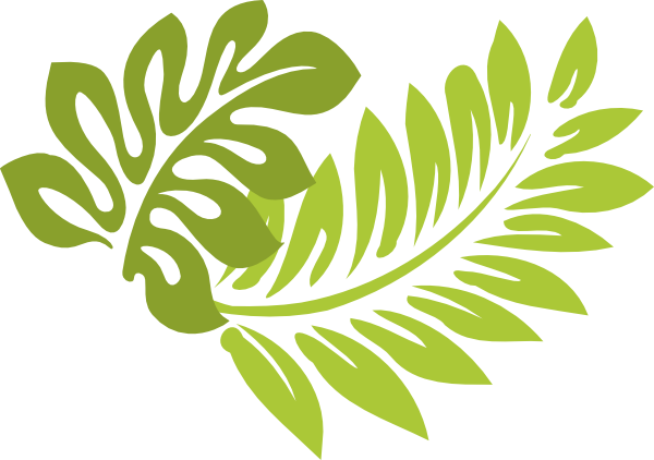 flower leaf clipart - photo #10